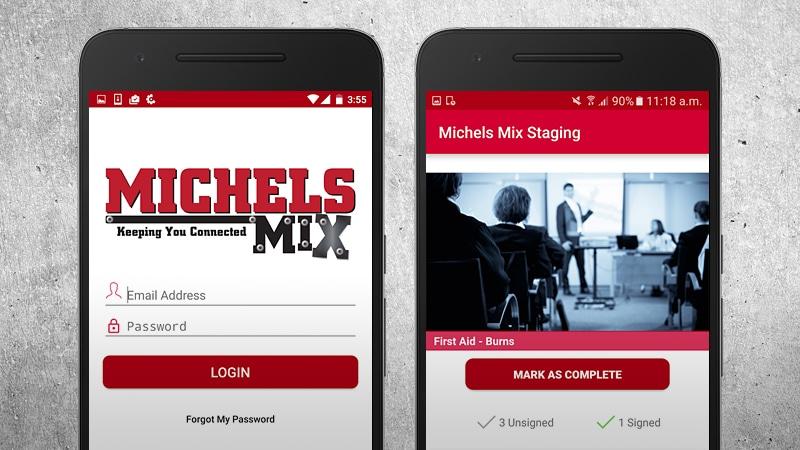 Michels Mix / Far Edge Studio